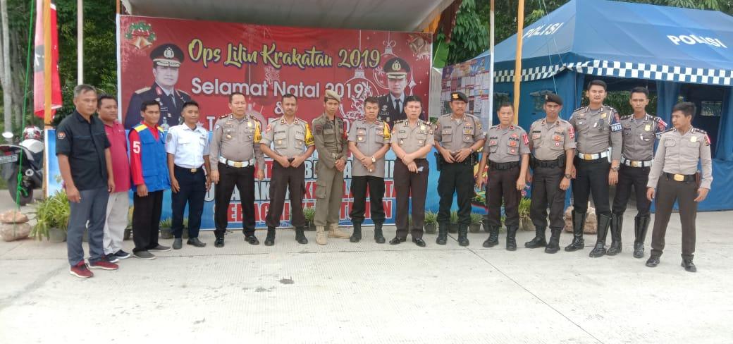 Polres Mesuji Tingkatkan Patroli Pengamanan Di Perbatasan