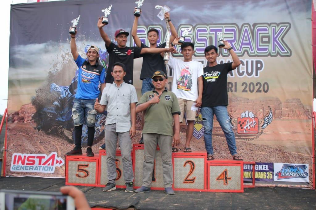 Inilah Para Juara Umum Grasstrack Jaya Utama Cup 2020