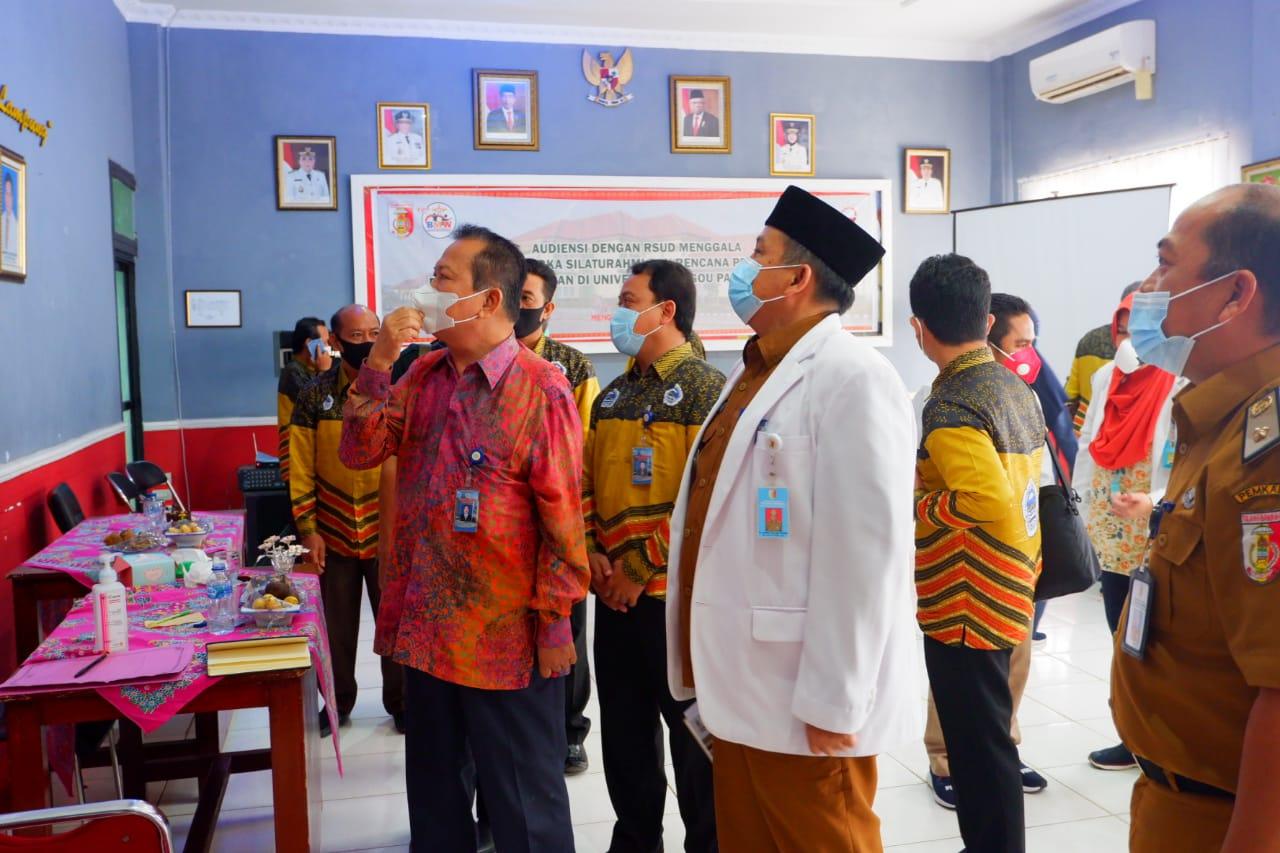 Universitas Megow Pak Tulang Bawang Akan Membuka Fakultas Kedokteran