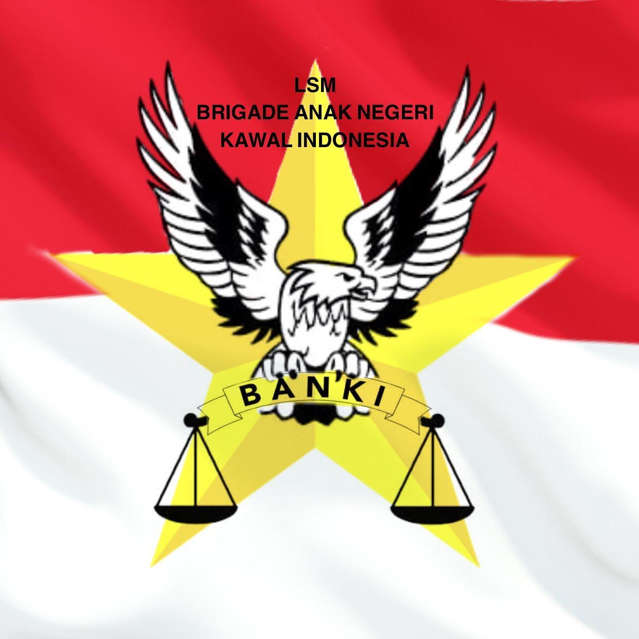 Resmi Terbentuk, Duet M.Ismail-Randy Nahkodai DPP LSM BANKI