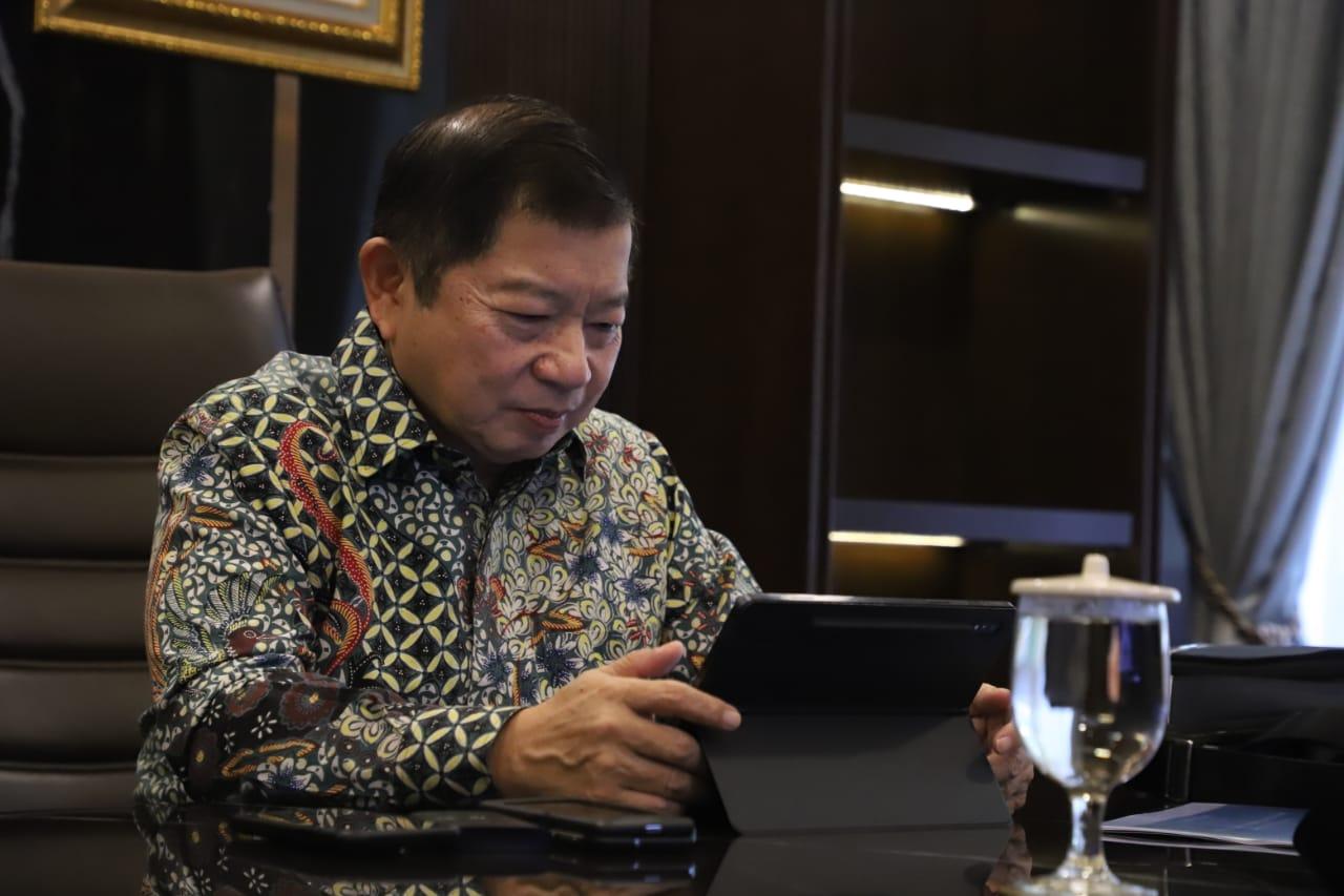 Menteri PPN: Peran Agama dan Masjid Kampus Mewujudkan Indonesia Emas 2045